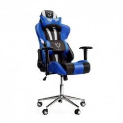 Fotel dla gracza Diablochair X-Eye niebiseki