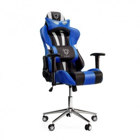 Fotel gamingowy Diablo X-Eye niebieski