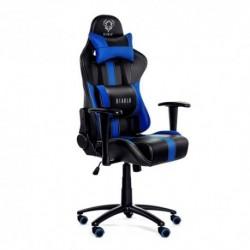 Fotel dla graczy Diablo X-Player niebieski