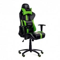 Fotel dla graczy Diablo X-Player zielony