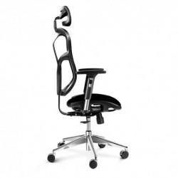 Fotel biurowy, ergonomiczny Diablo Chair V-BASIC - czarny