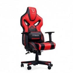 Fotel gamingowy Diablo X-Fighter czerwony
