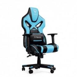 Fotel gamingowy Diablo X Fighter niebieski