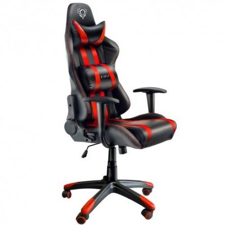 czarno-czerwony fotel gamingowy Diablo X-One Large (L)