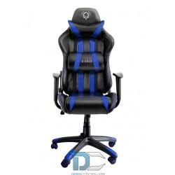 Fotel dla gracza Diablochair - X-One Large czarno-niebieski