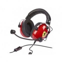 Słuchawki nauszne Thrustmaster T.RACING scuderia Ferrari Edition z mikrofonem