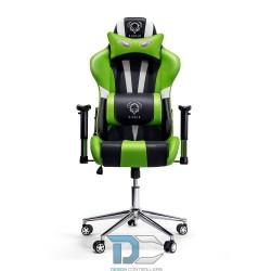 Fotel dla gracza Diablochair X-Eye zielony