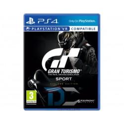 Gra na Playstation 4 Gran Turismo