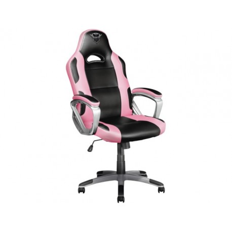 Fotel gamingowy TRUST GXT 705P Ryon czarno-różowy