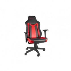 Fotel gamingowy dla gracza Gensis Nitro 790 czarno-czerowny
