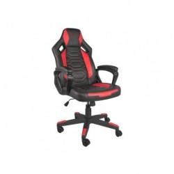 Fotel dla gracza Genesis Nitro 370 - czarno-czerwony