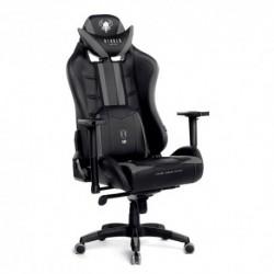 Fotel dla graczy Diablochair X-Ray XLarge (XL) - czarnym