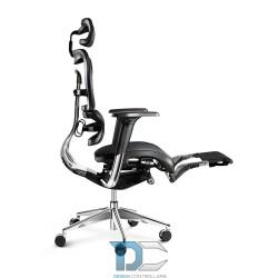 Fotel biurowy Diablochair V-MASTER czarny