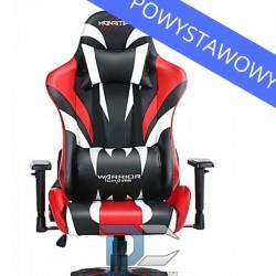 Fotel dla gracza Monster - Red Warriors Chair powystawowy
