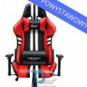 Fotel dla gracza Sport Extreme Red Warriors Chair powystawowy