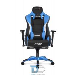 Fotel dla gracza AKRACING Masters PRO – Niebieski