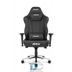 Fotel dla gracza AKRACING Masters MAX – Czarny