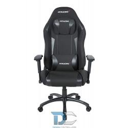 Fotel dla gracza AKRACING Core EX Wide SE – Carbon Czarny