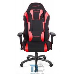 Fotel dla gracza AKRACING Core EX Wide SE – czarno-czerwony