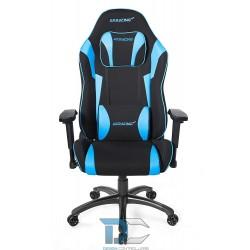 Fotel dla gracza AKRACING Core EX Wide SE – czarno-niebieski