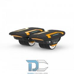 Skymaster Skyshoes Orange Soda - rolki elektryczne