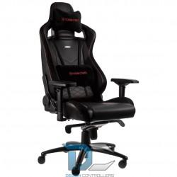 Fotel dla gracza Noblechairs EPIC (czarno-czerwony)