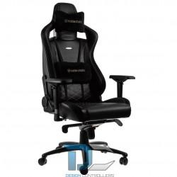 Fotel dla gracza Noblechairs EPIC (czarno-złoty)