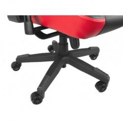 Fotel gamingowy GENESIS NITRO 790 czarno-czerwony