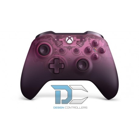 Microsoft Xbox One Wireless Controller Phantom