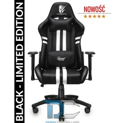 Fotel dla gracza Sport Extreme Black Warriors Chair