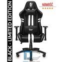 Fotel dla gracza Sport Extreme Black Warriors Chair