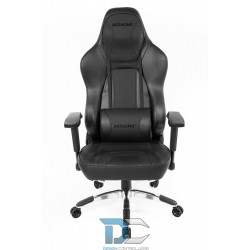 Fotel AKRACING Office Obsidian – Carbon Czarny