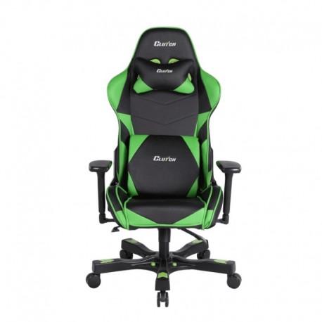 Fotel gamingowy Crank Series Charlie Zielony