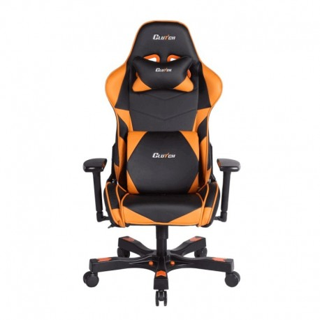 Fotel gamingowy Crank Series Charlie Pomarańczowy