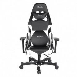 Fotel gamingowy Crank Series Charlie Czarno-Biały