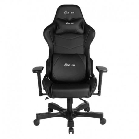 czarny fotel Crank Series Delta ClutchChairz
