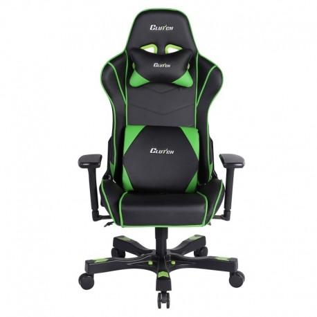 Fotel gamingowy Crank Series Delta Zielony