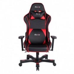 Fotel gamingowy Crank Series Delta Czerwony