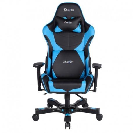 Fotel gamingowy Crank Series Echo Niebieski