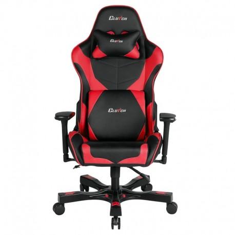 Fotel gamingowy Crank Series Echo Czerwony