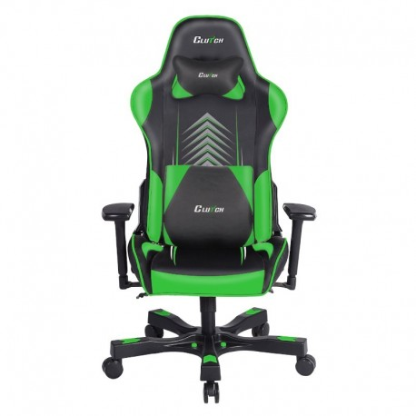 zielony fotel marki ClutchChairz