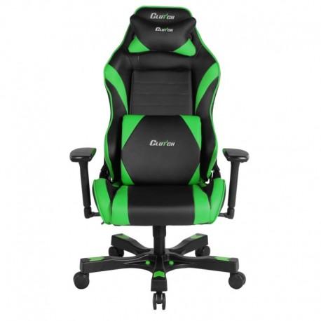 Fotel gamingowy Gear Series Alpha Zielony