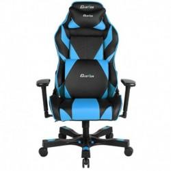 Fotel gamingowy Gear Series Bravo Niebieski