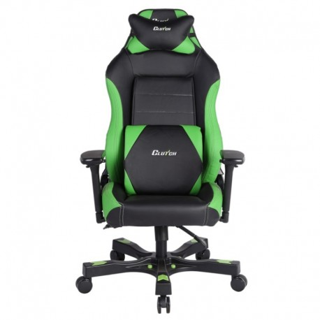 Fotel gamingowy Shift Series Alpha Zielony