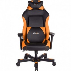 Fotel gamingowy Shift Series Alpha Pomarańczowy