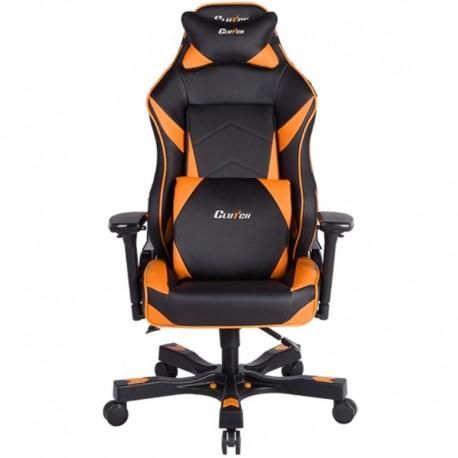 Fotel gamingowy Shift Series Bravo Pomarańczowy