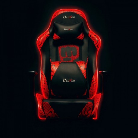 Fotel gamingowy Pewdiepie LED Throttle Series