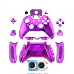 XBOX One obudowa do kontrolera Chrome Violet