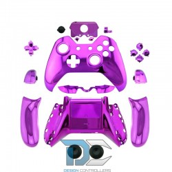 XBOX One obudowa do kontrolera Chrome Violet
