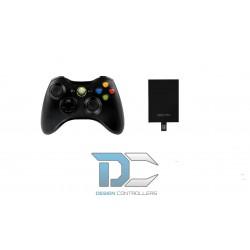 Dysk twardy MICROSOFT XBOX 360 320GB SLIM + Kontroler bezprzewodowy Microsoft XBOX 360